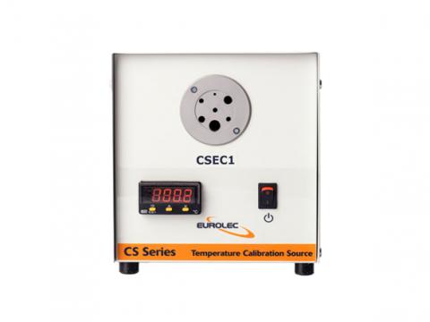 Blanken controls Eurolec CSEC serie temperatuur calibrator