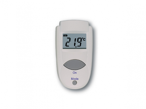 blanken controls TFA Infrarood mini thermometer