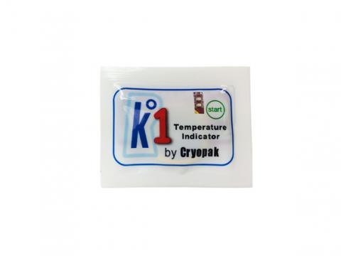 blanken controls cryopak K1 indicator electronic temperature indicator
