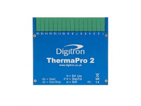 blanken controls digitron thermapro 2 datalogger