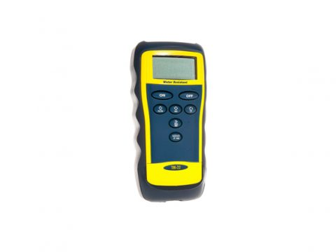 blanken controls digitron tm-22 thermometer