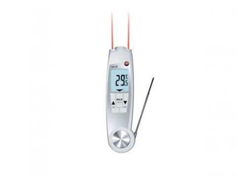 blanken controls testo 104 IR infrarood insteek thermometer
