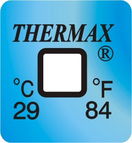 Thermax temperatuur indicator