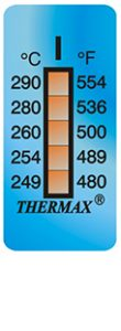 Thermax 5levelI strips temperatuur indicatoren
